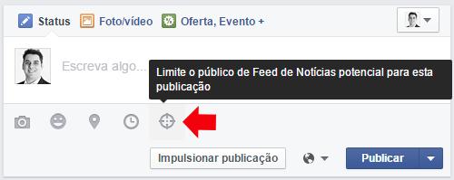 segmentar publicacoes facebook