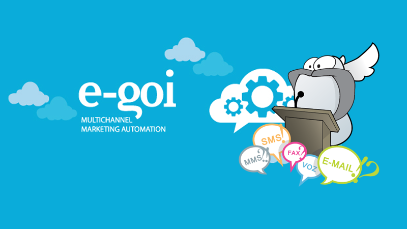 Plataforma email marketing e-goi